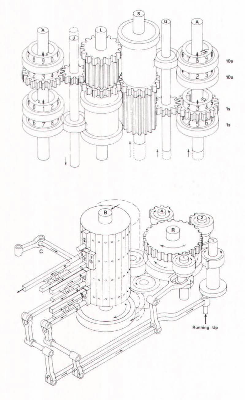 2 8 the analytical engine s machinery bit by bit rh ds wordpress haverford edu Engine Diagram with Labels 4 Cylinder Engine Diagram