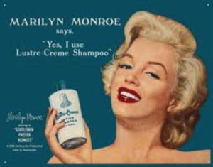 Figure 3. Marilyn Monroe