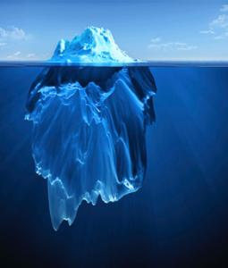 Figure 2. Iceberg